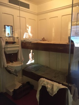 Living quarters on Titanic for 3rd class